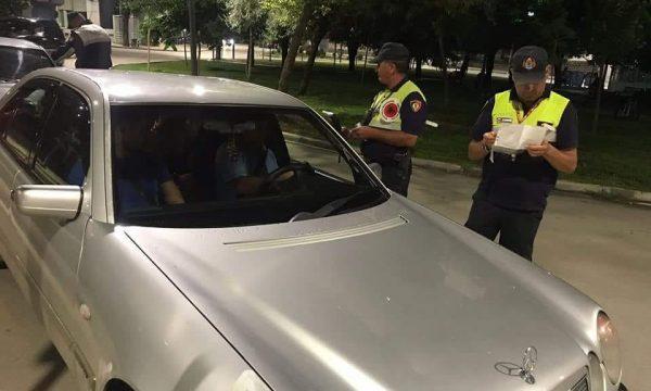 """Mijëra automjete në qarkullim pa siguracion! Policia """"lumë"""" gjobash, mbi 23.8 mln vetëm për 6 mujorin e parë të 2019"""