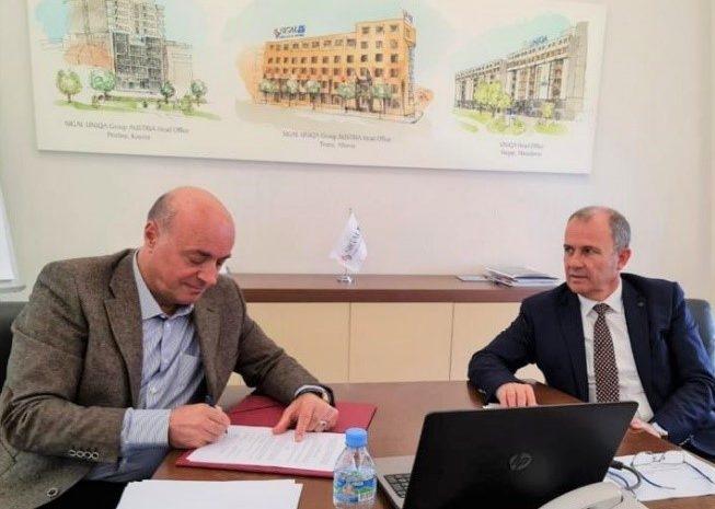 Nënshkruhet Memorandumi i Mirëkuptimit ndërmjet Shoqatës së Siguruesve të Shqipërisë dhe Shoqatës Austriake të Sigurimeve.