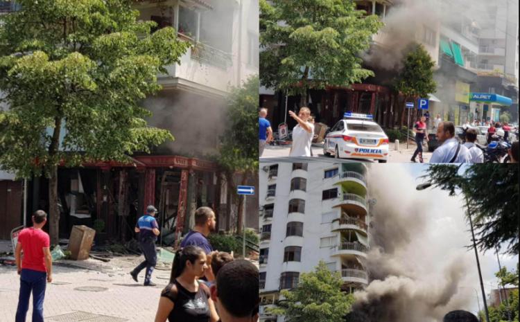 """Shpërthimi i bombulës – Argjendaria e pasiguruar. Pronarja e biznesit ngjitur: """"Do të kërkoj dëmshpërblim"""""""